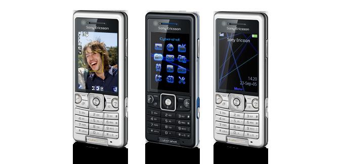 Корпус Sony Ericsson C510 Cyber-shot