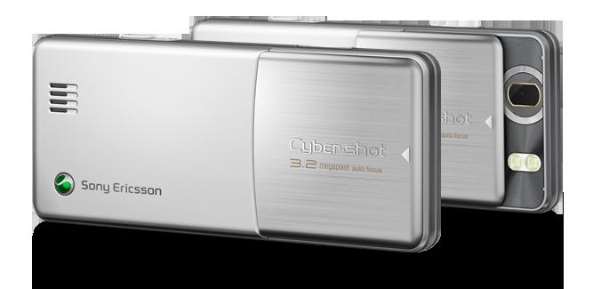Камера Sony Ericsson C510 Cyber-shot