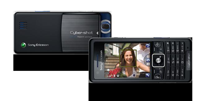 Smile Shutter на Sony Ericsson C510