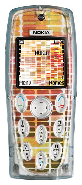 Фотография Nokia 3200 - Фото 03