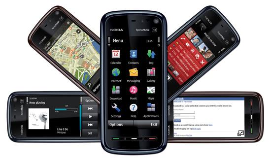 Универсальный Nokia 5800 XpressMusic