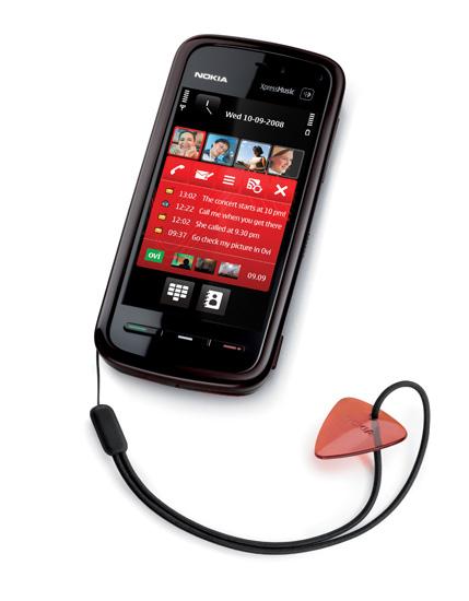 Музыкальный Nokia 5800 XpressMusic