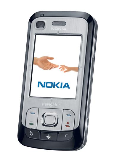 Фотография Nokia 6110 Navigator - Фото 02