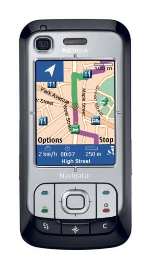 Фотография Nokia 6110 Navigator - Фото 09
