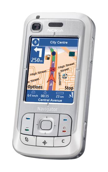 Фотография Nokia 6110 Navigator - Фото 10