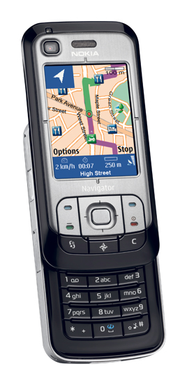 Фотография Nokia 6110 Navigator - Фото 11