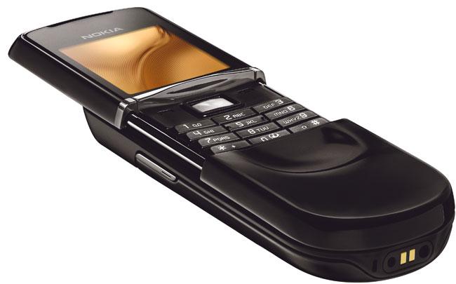 Фотография Nokia 8800 Sirocco Edition - Фото 07