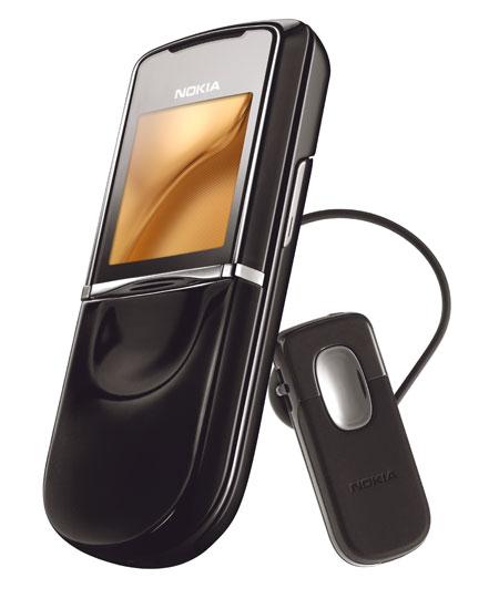 Фотография Nokia 8800 Sirocco Edition - Фото 08