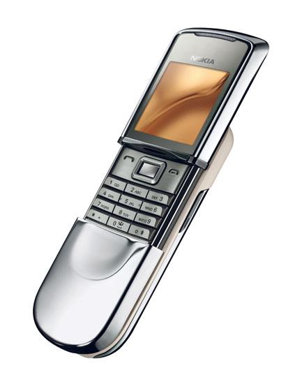 Фотография Nokia 8800 Sirocco Edition - Фото 13