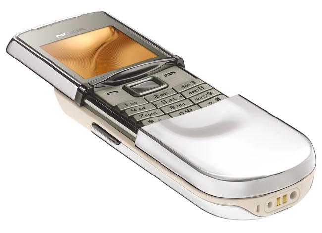Фотография Nokia 8800 Sirocco Edition - Фото 15