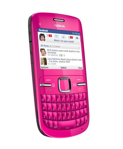 Фотография Nokia C3 - Фото 01