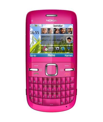 Фотография Nokia C3 - Фото 02