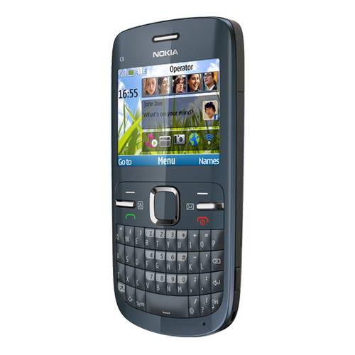 Фотография Nokia C3 - Фото 07