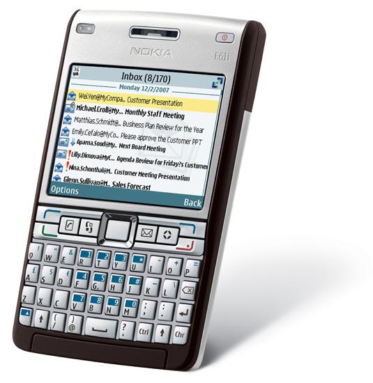 Фотография Nokia E61i - Фото 02
