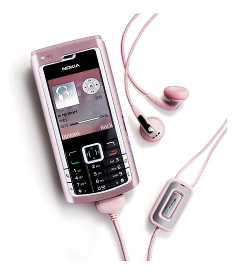 Фотография Nokia N72 - Фото 04