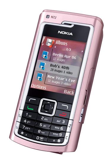 Фотография Nokia N72 - Фото 06
