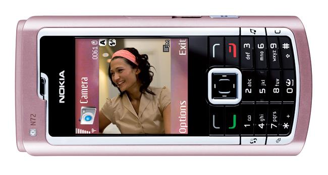 Фотография Nokia N72 - Фото 08