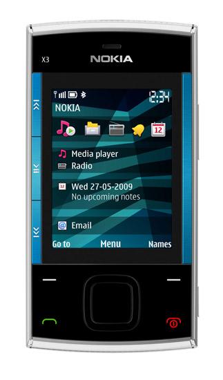 Фотография Nokia X3 - Фото 01