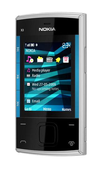 Фотография Nokia X3 - Фото 02