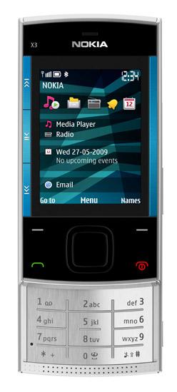 Фотография Nokia X3 - Фото 03
