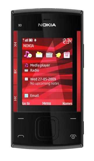 Фотография Nokia X3 - Фото 04
