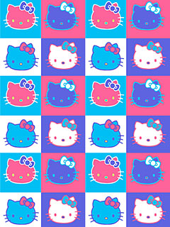 Мозаика Hello Kitty